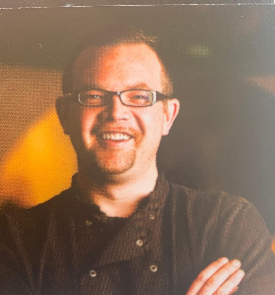 Picture of Simon, owner of Pinche Pinche
