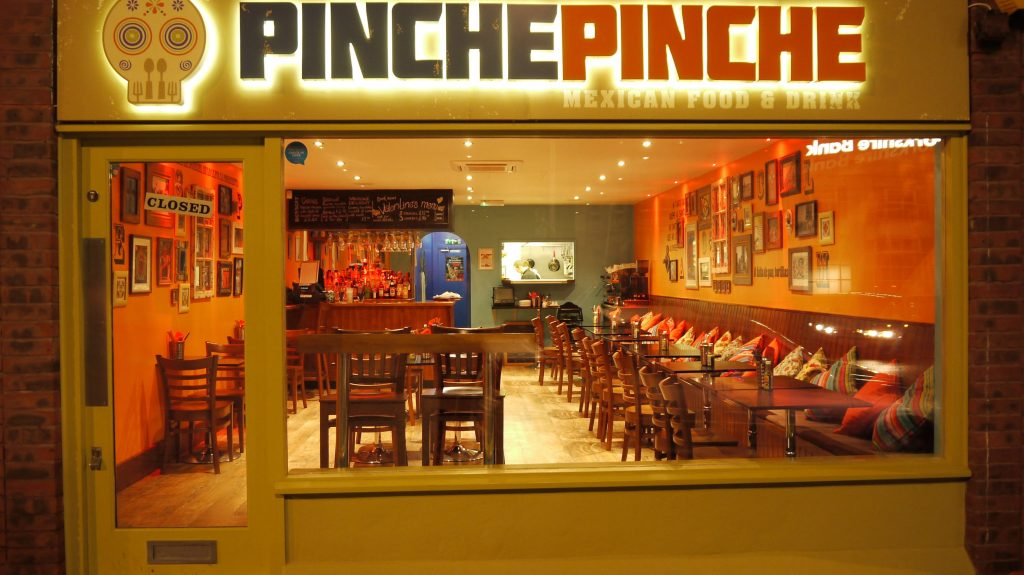 Picture showing Pinche Pinche after a refurbishment in 2011